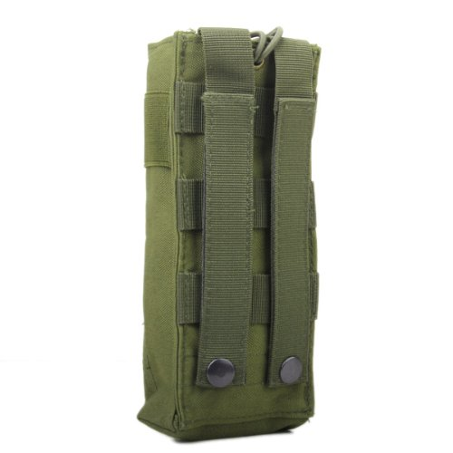 (ColorMax PRC 148 Mbitr Radio Open Long Pouch Molle, Fit the PRC 148 Mbitr Radio or Any Other with Similar Size (Olive Drab))