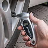 RAZ AUTO PARTS Digital Tire Pressure Gauge - Reliable Tire Pressure Monitoring System