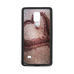 kimcase Custom fire baseball Cover for Samsung Galaxy Note4