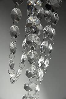 Amazon.com: Pendants-teardrop Chandelier Crystal Pendants Glass ...