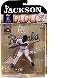 McFarlane Kansas City Royals Bo Jackson Cooperstown Series