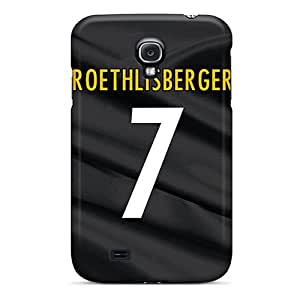 Fashionable Style Cases Covers Skin For Galaxy S4- Pittsburgh Steelers