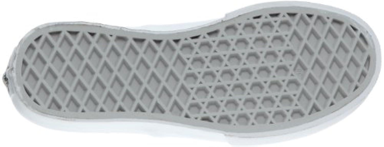 Vans Authentic, Unisex  Baby Sneakers, White (True White), 6.5 UK  ( 23.5 EU  )