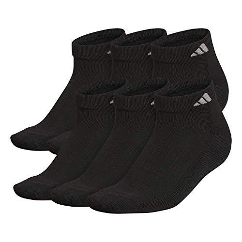 adidas Men's Superlite Low Cut Socks (6-Pair)