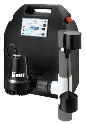 Simer A5000 Ace In The Hole Battery Back Up Sump Pump System by Simer