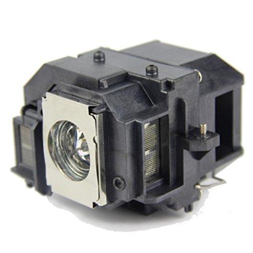 ELPLP54 V13H010L54 Lamp for Epson EB-W8 EB-S8 S8 EB-S7 EB-S72 EB-S8 EB-S82 EB-W7 EB-X7 EB-X72 EB-X8 EB-X8e Projector Lamp Bulb [並行輸入品]   B078G8D9VP