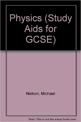 Physics Study Aids Michael Nelkon M V Detheridge 9780330299428