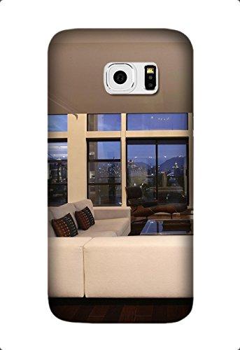 Ultra Thin Color TPU Room Soft Cover For Samsung Galaxy S6 Edge Plus/S6 Edge+ Design By [Raymond Shattuck]