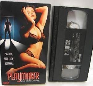 - Playmaker [VHS]