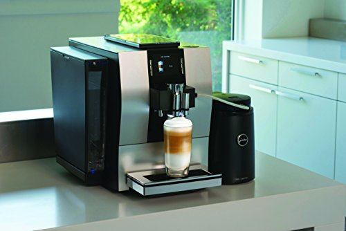 Jura 15093 Automatic Coffee Machine Z6, Aluminum