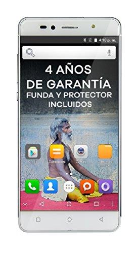 Intex Aqua Shine - Smartphone libre Android (4G, 5