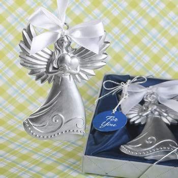 Just4fun - Lovely Guardian Angel Ornament - 4