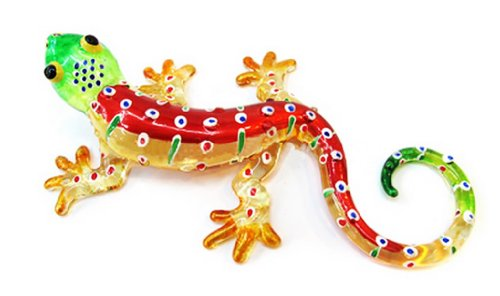 Ceramic Gecko - 5