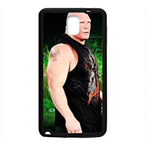 WWE Brock Lesner Wrestling Fighting Black Phone Case for Samsung Galaxy Note3