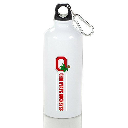 XJBD Drink Cup Ohio State O Buckeyes Team Logo Insulated Thermos Size -
