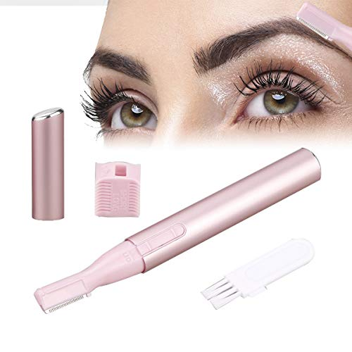 Keep Better Electric Painless Eyebrow Trimmer for Women Facial Hair Remover Epilator