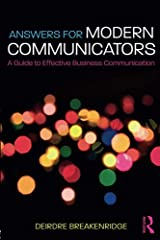 Answers for Modern Communicators Paperback