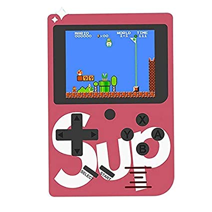 1dc01677163cd KOBWA New Handheld Game Console Handheld - 400 Games Console Retro Video  Game Player Portable Arcade