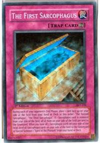 Yu-Gi-Oh! - The First Sarcophagus (AST-101) - Ancient Sanctuary -