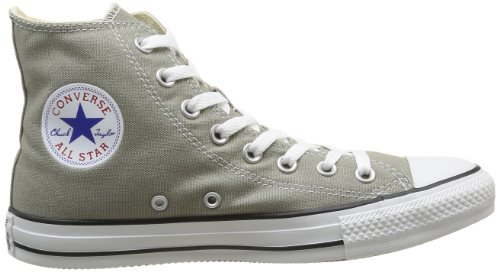 homme Old Converse Core Star Baskets Silver Chuck mode Taylor All Argento Hi 8vnxTC86