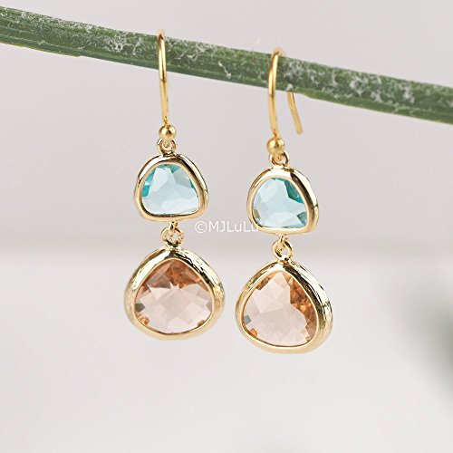 Topaz Crystal Drop - 8