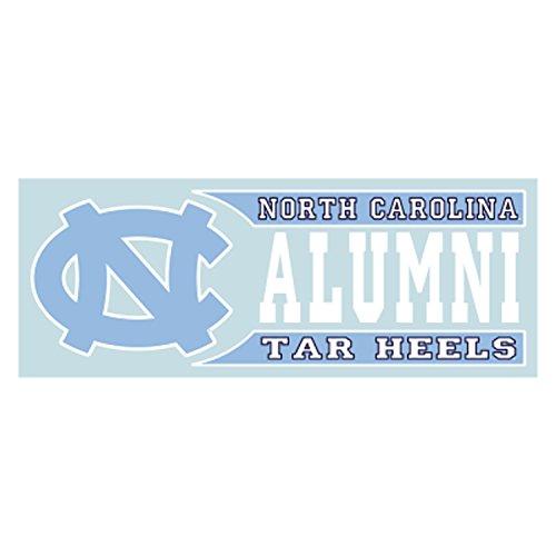 Craftique North Carolina Decal NC Tarheels Alumni Decal 6