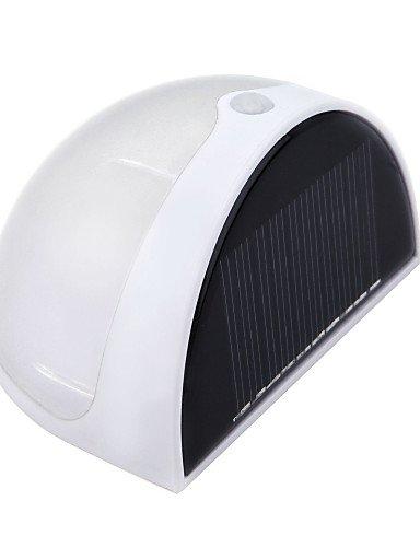 Sensor de movimiento inalámbrico Solar Powered weatherprof luz para el jardín porticato Puente Patio exterior: Amazon.es: Iluminación