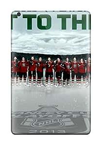 Brooke C. Hayes's Shop Discount minnesota wild hockey nhl (63) NHL Sports & Colleges fashionable iPad Mini 3 cases