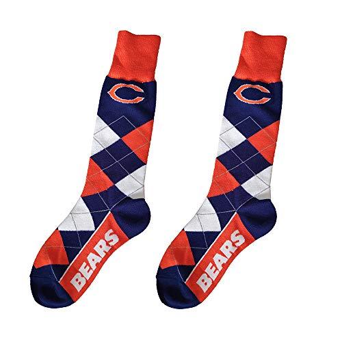 Gloral HIF Chicago Bears Socks Unisex Crew Socks for -