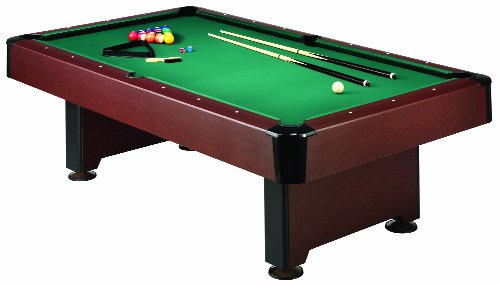 Mizerak P5224W1 Chandler II 8-Foot Slate Billiard - Mizerak Pool Table