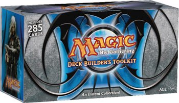 Magic the Gathering - MTG: Deck Builders Toolkit (2011 Edition) 285 Trading Cards