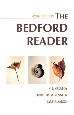 analysis the bedford reader Expository rhetorical method: process analysis, the bedford reader chapter 8 (pgs 285-293)  ap language grading scale area: percentage.
