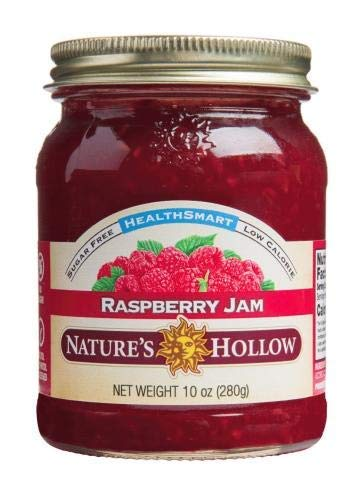 Nature's Hollow, Sugar Free Raspberry Preserves, 10 Ounce ()