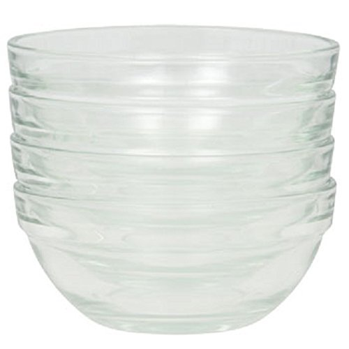 Greenbrier 1 X Mini Pinch Prep Bowls, Set of 4