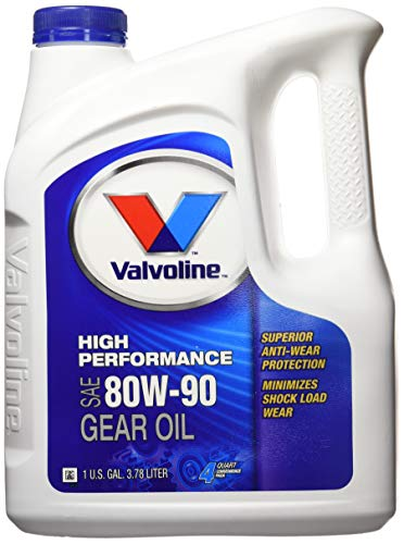 (Valvoline 773732 High Performance Gear Oil, 1 Gallon)