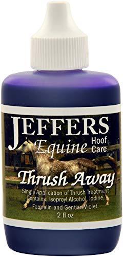Thrush Buster - Jeffers Thrush Away for Horses, 2 oz