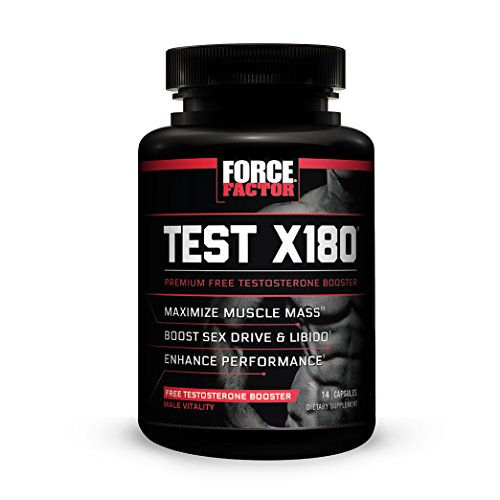 Force Factor Testosterone Booster Performance