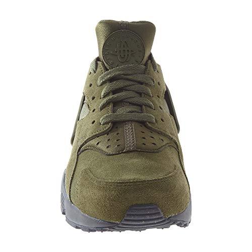verde carbón Huarache Verde Nike 42 5 Run – Talla Air Se Zapatillas O86Tq0qw