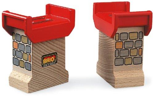 Brio 33254000 - Brückenfundament (2 Stück)