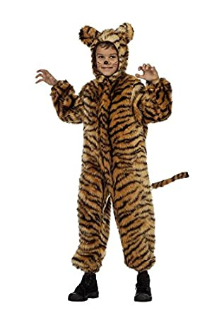Wilbers Stripy Tiger Kids Costume (11-12 Years)  sc 1 st  Amazon UK & Wilbers Stripy Tiger Kids Costume (11-12 Years): Amazon.co.uk: Toys ...