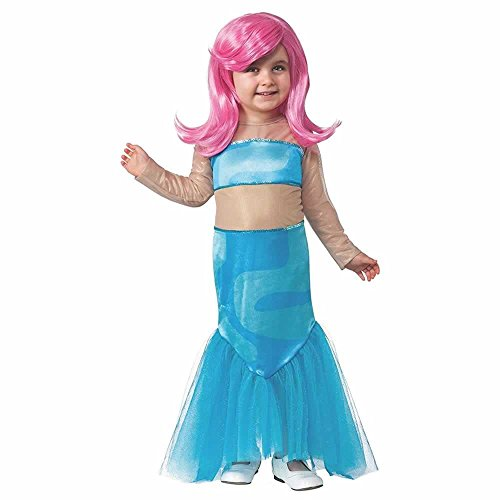 Rubies Bubble Guppies Deluxe Molly Costume with Wig, Toddler