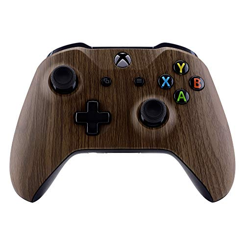 eXtremeRate Wood Grain Patterned