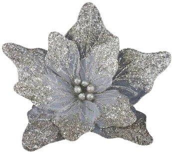 Renaissance 2000 Flower, 19.69-Inch, Platinum