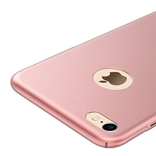 Funda iPhone 7 Plus,Manyip Alta Calidad Ultra Slim Anti-Rasguño y Resistente Huellas Dactilares Totalmente Protectora Caso de Plástico Duro Cover Case [Skin Series](YQ1-4) C