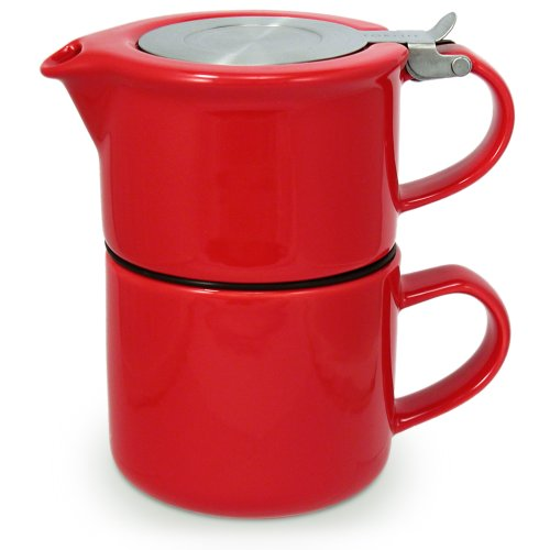 forlife teapot with infuser - 7