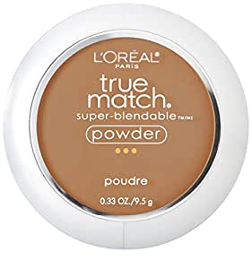 L'Oreal Paris True Match Powder, True Beige, 0.33 Ounces