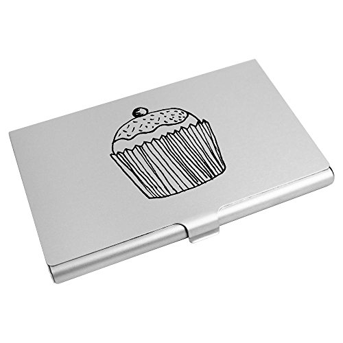 Azeeda Card Credit Azeeda 'Cupcake' Business Card Holder CH00001601 Wallet 'Cupcake' SRwHUxq