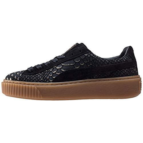 Platform Skin Puma Exotic Basket 36337701 Basket 8qFFxpTU
