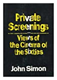 img - for Private screenings book / textbook / text book