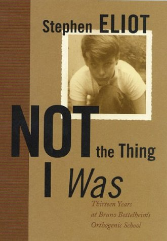 Not the Thing I Was: Thirteen Years at Bruno